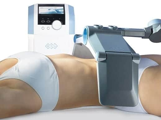 body shaping device for fat removal and skin tightening