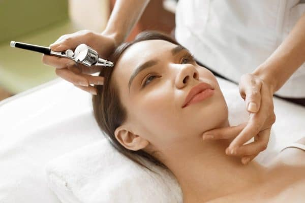 oxygen Facial in Edmonton