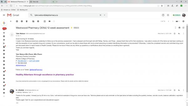 Tyler Watson email